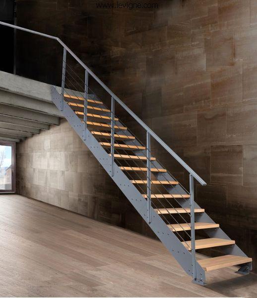 Nos escaliers droits - ETS JEAN-LOUIS LEVIGNE
